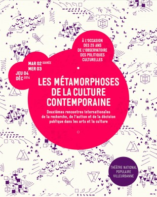 Les métamorphoses de la culture contemporaine